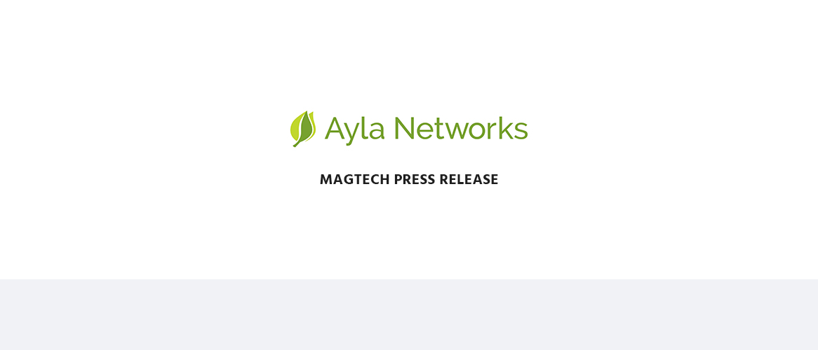 Ayla IoT Cloud Technology Drives ZigBee‐Based Connected Lighting  Solutions from Magtech Industries